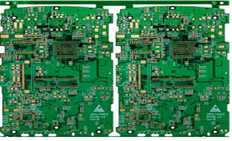 Chinese 6 layer gold plating PCB multilayer PCB